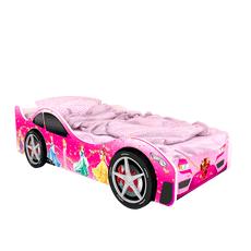 Кровать машина Карлсон Вена (серия город)