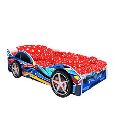 Детская кровать машина Карлсон Барселона (серия город)