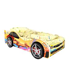 Детская кровать машина Карлсон Милан (серия город)
