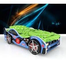 Детская кровать машина Карлсон Нью Йорк (серия город)