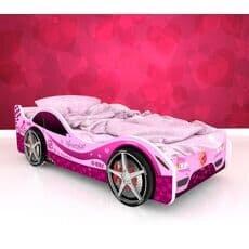 Детская кровать машина Карлсон Париж (серия город)