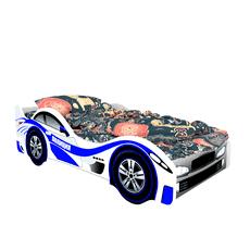 Кровать машина Карлсон Полиция (серия город)