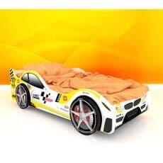 Детская кровать машина Карлсон Сочи (серия город)