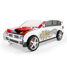 Кровать машина Карлсон VW Туарег (серия Джип)